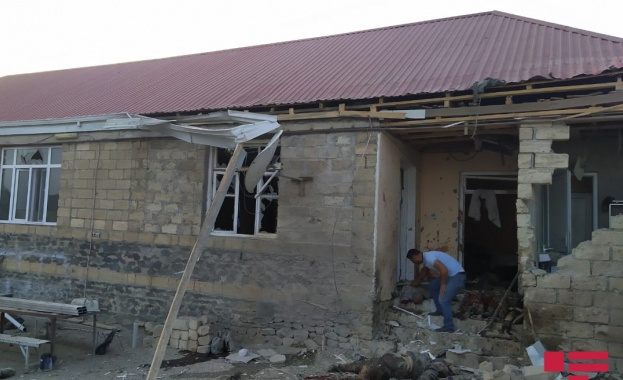 От 27 септември военно-политическото ръководство на агресора Армения продължи своите