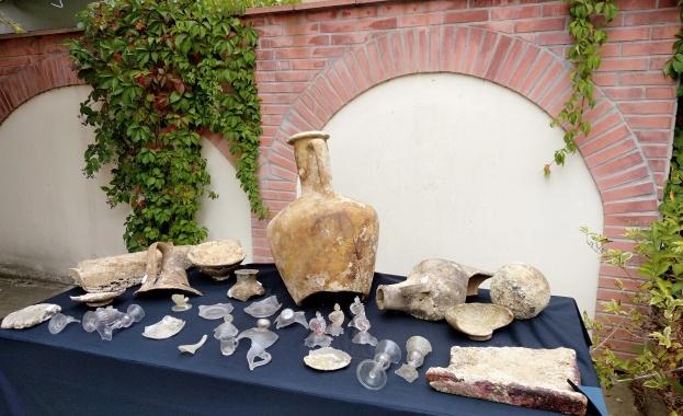 Преди няколко века добре изработените стъклени предмети са били изключително