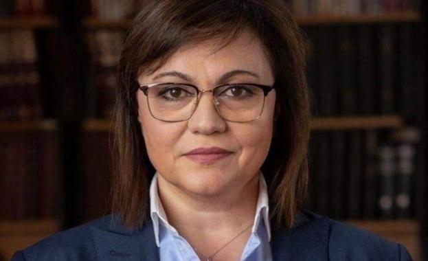 Корнелия Нинова: Нужни са ред, предвидимост и отговорност за справяне с кризата