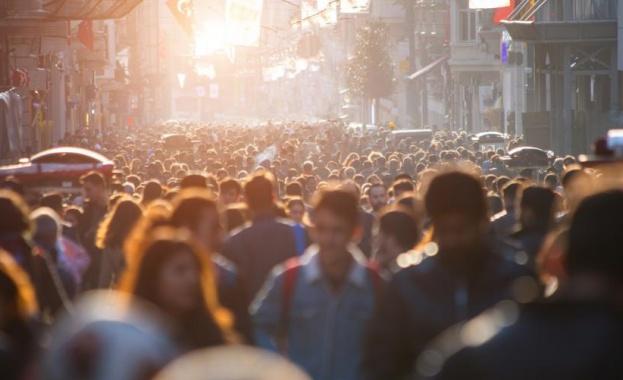 София нараснала с 80 000 души за 10 г. , големите губещи са Пазарджик и Стара Загора
