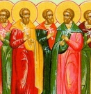 Св. мчци Евтропий, Клеоник и Василиск