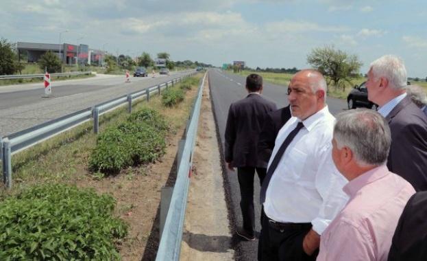 По българските магистрали - от градеж към грабеж