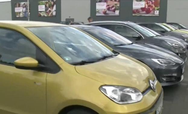 Събор с електрически автомобили се провежда в Стара Загора
