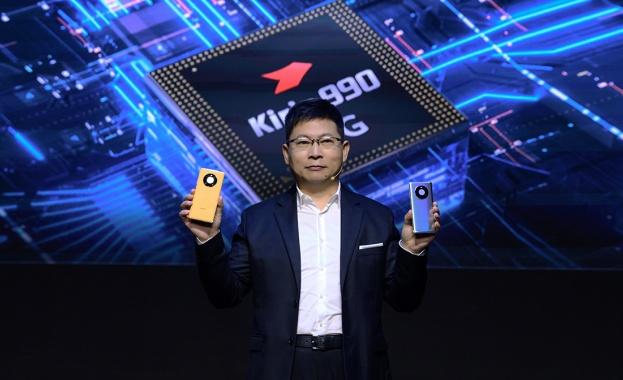 Huawei Consumer Business Group (BG) прибави към богатото си продуктово