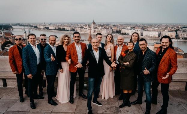 """Легендарният ансамбъл е обиколил Европа с турнето """"Песни на победата"""