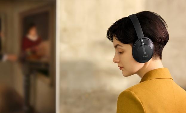 В рамките на глобалната премиера на серията Mate 40, Huawei