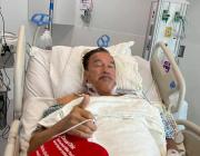 Арнолд Шварценегер претърпя втора сърдечна операция за последните две години