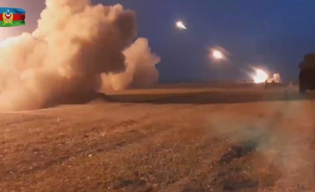 В сила е поредното прекратяване на огъня в Нагорни Карабах
