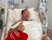 Арнолд Шварценегер споделя новини след сърдечната операция