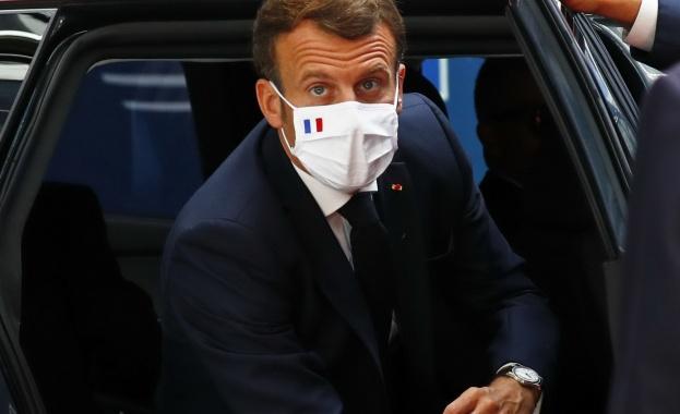 Френското правителство планира въвеждането на едномесечна национална карантина като средство
