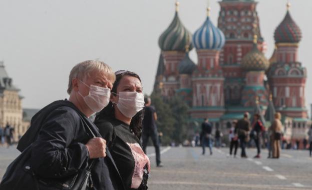 Нов рекорд на смъртните случаи от коронавирус в Русия