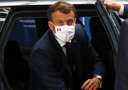 Макрон иска водеща роля за еврото