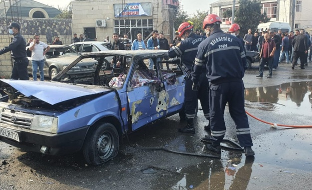 Азербайджан обвини Армения, че е убила 14 цивилни при ракетен обстрел