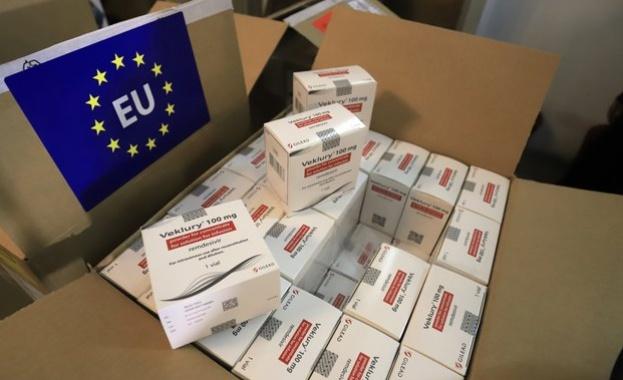 Купуваме Ремдесивир за лечение на COVID-19 за 14 млн. лева