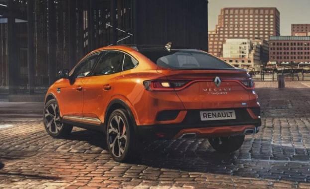 Снимка: Renault сменя името на Arkana за Европа
