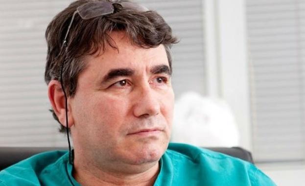 Д-р Мазнейков, управител на частна болница: Давам я безвъзмездно за лечение на COVID-19