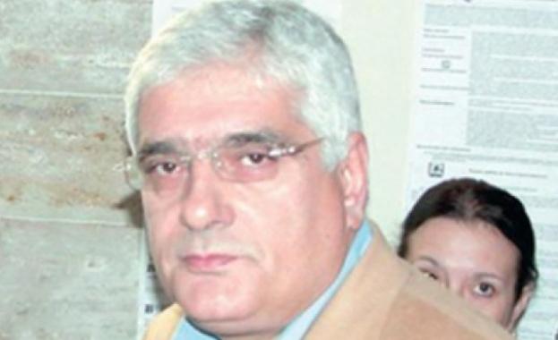 Бившият президент на Българския футболен съюз и ПФК Ботев Христо