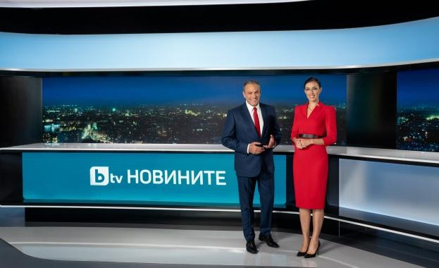 bTV Новините празнуват 20-ия си рожден ден