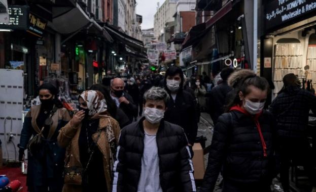 Жесток комендантски час се въвежда в Турция за три дни