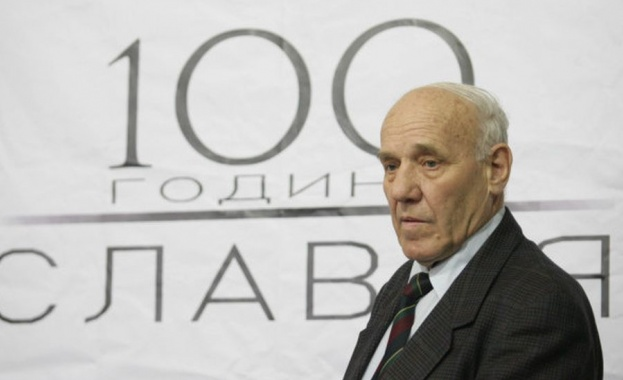 На 84-годишна възраст ни напусна бившият капитан на националния отбор