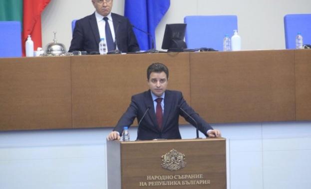 Шумно се рекламира, че правителството прави неща за българската икономика,