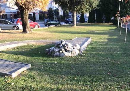 """Охрид възстанови паметника за загиналите българи с кораба """"Илинден"""""""