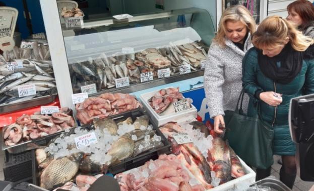 БАБХ започва засилени проверки на обектите, продаващи риба