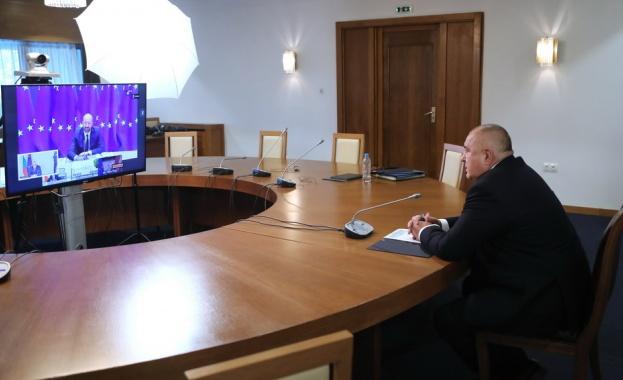 Борисов: Трябва да обърнем специално внимание върху готовността на ЕС за овладяването на пандемии