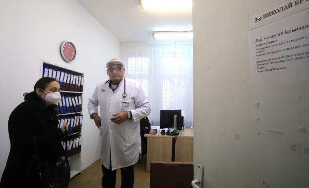 Около 100 лични лекари вече са издали е-направления за PCR-тест