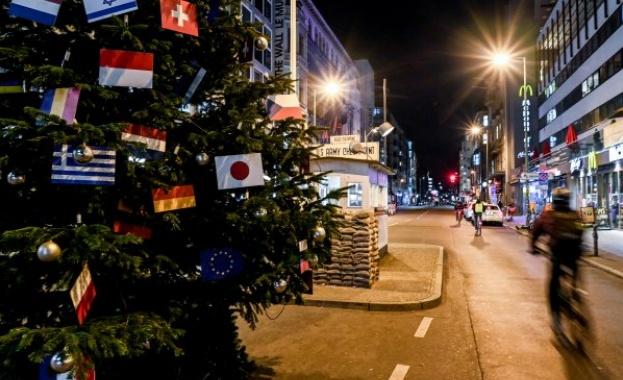 Европа се настройва за Коледа под карантина