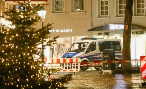 5 са жертвите на инцидента в германския град Трир, където
