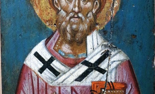 Свети Спиридон, епископ Тримитунтски Чудотворец е един от великите светии