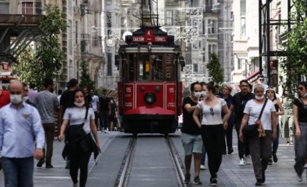 Турските граждани ще посрещнат новата 2021-ва година затворени в домовете