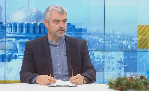Д-р Георги Миндов: Едва 10% от пациентите с COVID-19, които попадат в реанимация, оцеляват