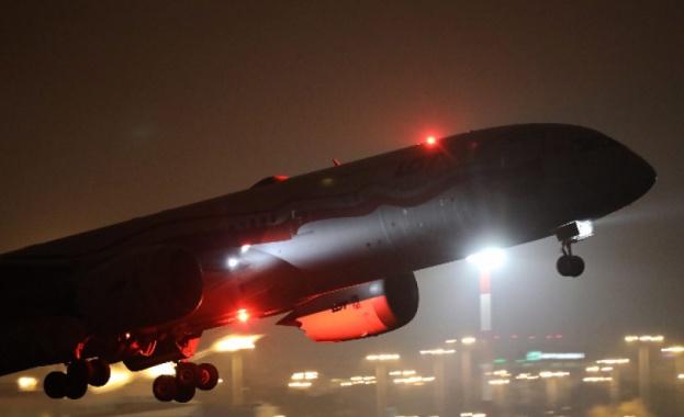 Самолет се е разбил край остров Самос
