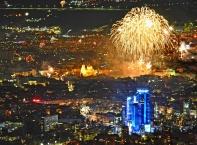 Столичани посрещнаха 2021 година на Копитото