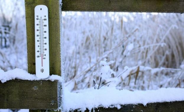 Жълт код за ниски температури