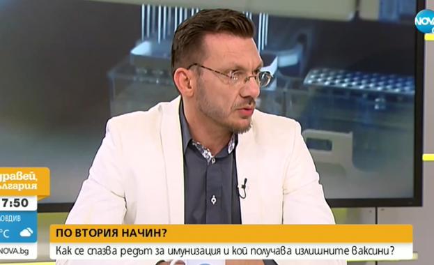 Д-р Хасърджиев: Ще се справим с пандемията, само ако предпазим най-уязвимите