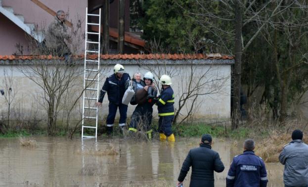 Гл. комисар Николай Николов: Ако има виновни за наводненията, те ще бъдат наказани