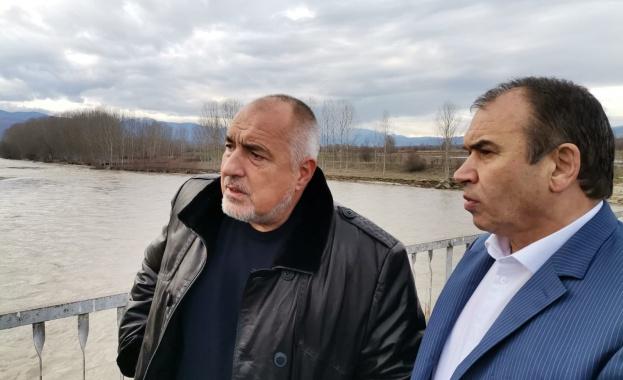 Правителството ще помогне за възстановяването на моста на Хаджидимово