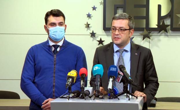ГЕРБ: Няма да внесем в Изборния кодекс нито една от промените, които Радев предложи