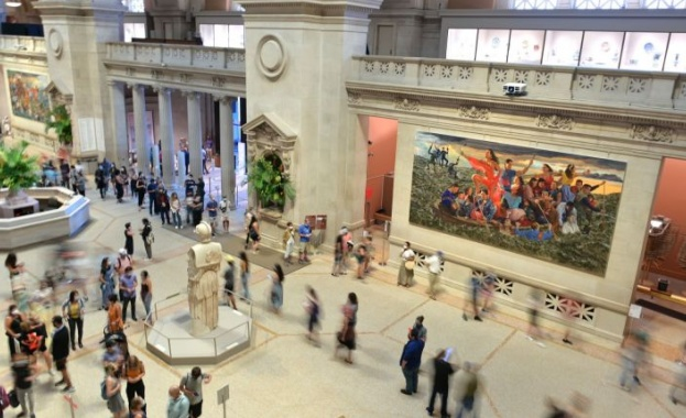 """Музеят """"Метрополитън"""" с безплатни виртуални разходки и игри"""