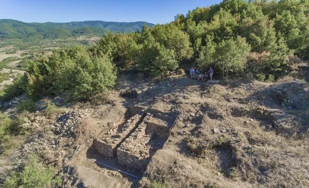 Въпреки условията на пандемия през 2020 г. археолозите в Националния
