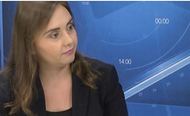 Ивета Чернева, все още не е навършила 30, но това