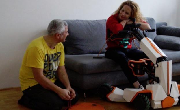 Българският високотехнологичен стартъп I Rise Mechanics се бори за гласа