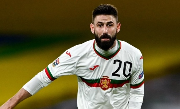 Лидерът на Локомотив Пловдив Димитър Илиев стана футболист №1 на