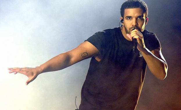 Канадският рапър Дрейк постигна рекордните над 50 милиарда прослушвания в