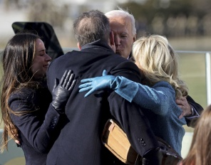 Клетвата на новия президент на САЩ Джо Байдън