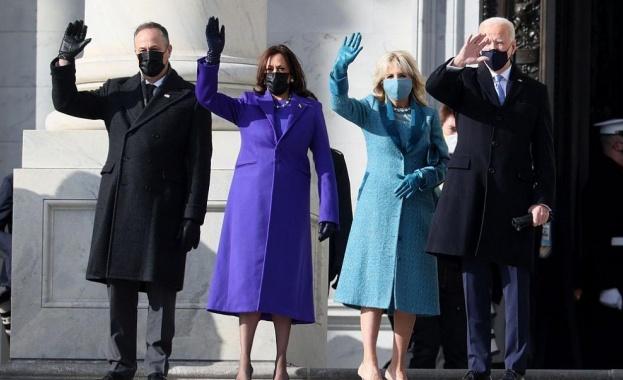 Джо Байдън се заклева като 46-ия президент на САЩ (НА ЖИВО)