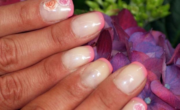 Ивиците по ноктите са идентифицирани като знак за сериозни здравословни